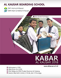 Kabar Al Kausar 2018 - islamic boarding school indonesia