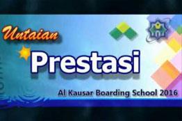 Prestasi Siswa Siswi Alkausar Islamic Boarding School